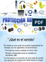 PROTECCION AUDITIVO