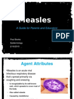 measles powerpoint epidemiology paul books
