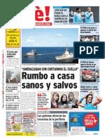 Diario Qué del martes