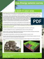 Community Seismic Leaflet