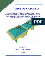 M.C - Modulo a - Barrios Altos