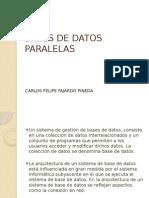 Bases de datos en paralelo