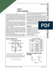 LM117 Voltage regulator