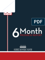 Bowser_6 Month Progress Report