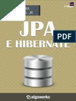 Algaworks eBook Jpa e Hibernate 1a Edicao 20150731
