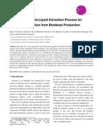 Procesamiento de biodiesel