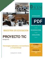 Proyecto TIC - Entrega 1
