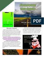 FCC Newsletter Late Summer 2015