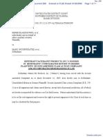 Blaszkowski et al v. Mars Inc. et al - Document No. 298
