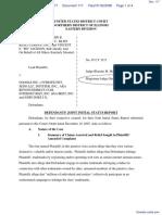 Vulcan Golf, LLC v. Google Inc. et al - Document No. 117
