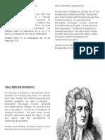 Biografia de Isaac Newton-charo