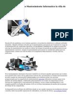 Recóndito, Servicio Mantenimiento Informatico la villa de Madrid Empresas