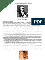 Investigación Tipográfica