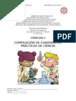 Compilacion de Libro de Practicas de Ciencias I