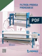 Prensamax Filtro Prensa