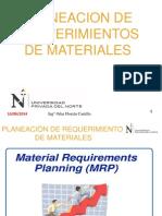 PPT Planeacion de Requerimientos de Materiales
