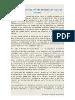 BIENESTAR SOCIAL LABORAL Y CALIDAD DE VIDA.docx