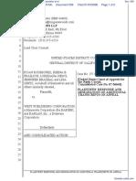 Ryan Rodriguez et al v. West Publishing Corporation et al - Document No. 509