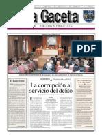 Suarez F La corrupción al servicio del Delito,La Gaceta de Económicas Año 3 Nº 26 Octubre 2002.pdf