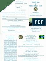 Rotary Club 2015 Elliott C. Dill Jr Golf Outing