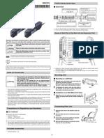 Digital Fiberoptic Sensor FS-N Series