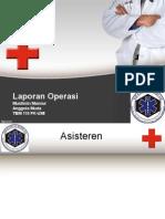 Laporan Operasi Sirkumsisi