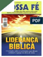 Nossa Fé - Liderança Bíblica - Currículo Cultura Cristã
