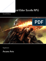 UESRPG 2e Supplement - Arcane Arts (v1.01)