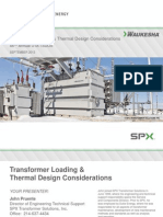 Loading Thermal Design and Operation Considerations -John Pruente
