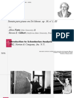 Forte Gilbert-Introduction Schenkerian Analysis-Beethoven Sonata Op10 N1
