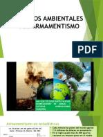 Efectos Ambientales Del Armamentismo 1