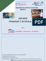 Anuario Pesquero y Acuicola de Nicaragua 2014