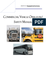 CVO Safety Manual