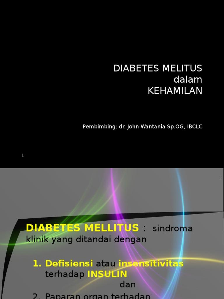 polineuropatía tatalaksana diabetes mellitus