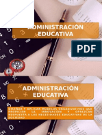 administracinygestineducativa-140114173332-phpapp01.pptx