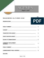Agenda 8-11-2015