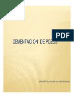 Accesorios de Cementación