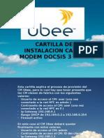 cartillainstalacionubeedocsis3-140418085009-phpapp02