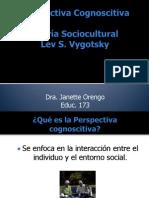 Teoria Sociocultural de Vygotsky