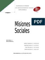 Misiones Sociales