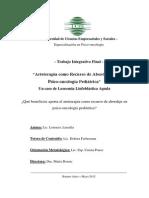 Arteterapia como recurso de abordaje en psico-oncología. LUISELLA LORENZO..pdf