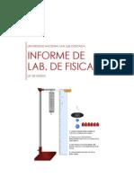 Universidad Nacional San Luis Gonzaga Informe Hooke