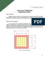 RegulamentoLutaLivre FBLLT (Amador)