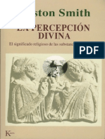 La Percepción Divina