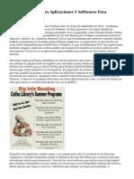 Lista De Las Mejores Aplicaciones Y Softwares Para Restoranes