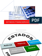 Estados Financieros Basicos de Empresa