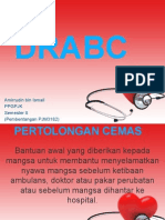 DRABC asas pertolongan cemas