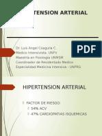 Fisiopatologia - Hipertensión Arterial