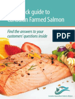 Guide to Canadian Farmed Salmon