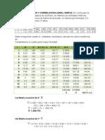regresion linel y probabilidades